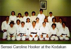 Caroline Hooker